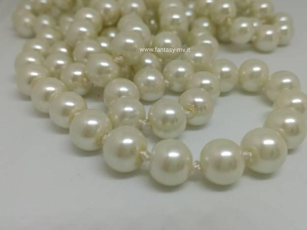 Perle in vetro cerato