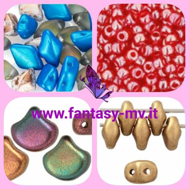 Perline da tessitura