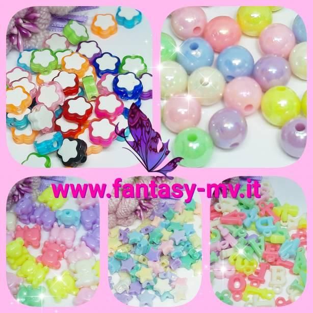Perle in resina